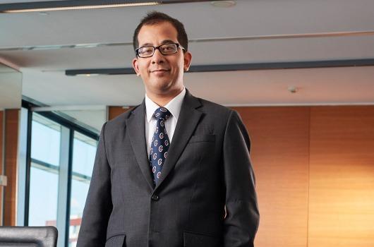 TechnologyOne CEO, Edward Chung,
