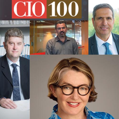 This year's theme for the CIO100 breakfast is:  Inside the evolving CIO agenda | Customer experience, digital transformation and operational excellence