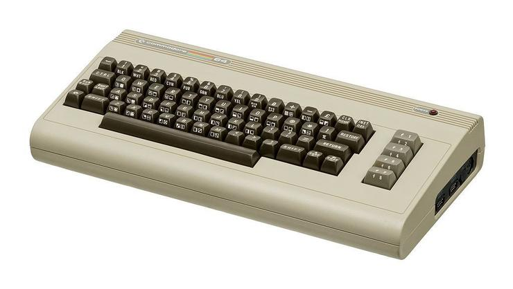 Just for fun: Program Commodore 64 games for Windows 10 PCs