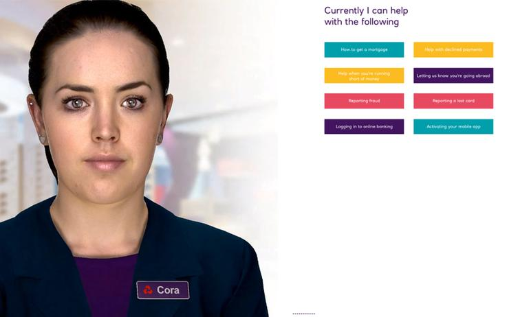 Kiwi AI company's digital human being tested at United Kingdom bank