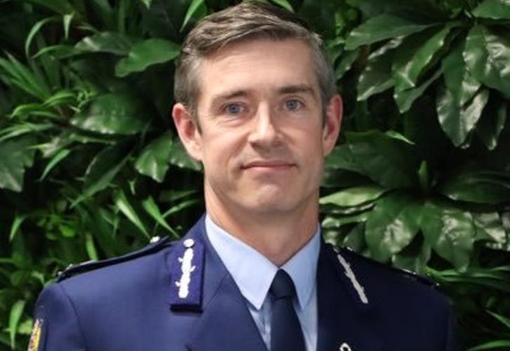 Andrew Coster (NZ Police)