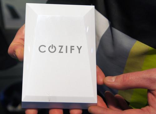 Finnish startup Cozify has developed a home automation hub that supports Zigbee and Z-Wave.