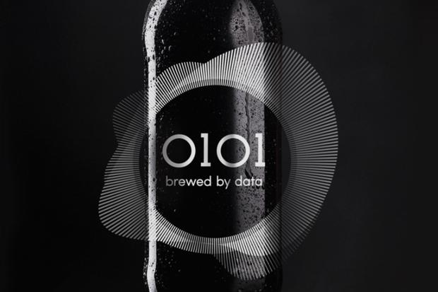 Finally, the benefits of big data made clear for beer lovers. Credit: Havas Helia