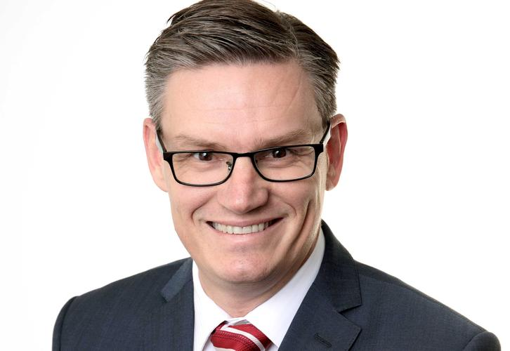Check Point director of channel sales A/NZ, Craig McGregor