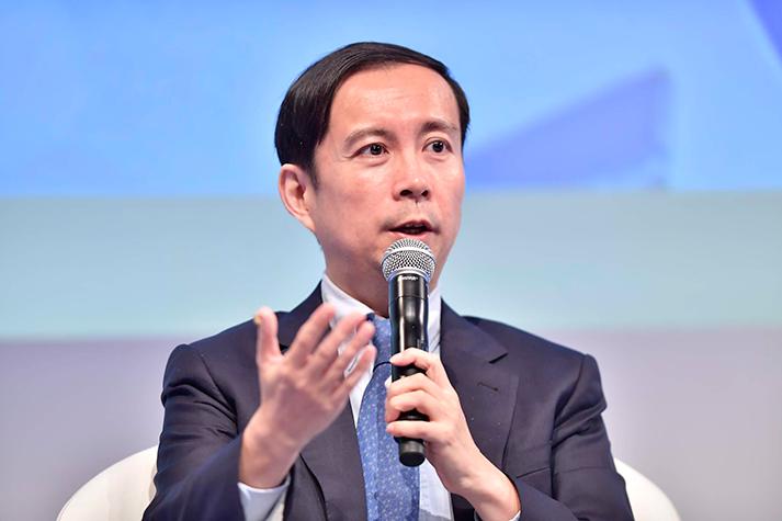 Daniel Zhang (Alibaba)