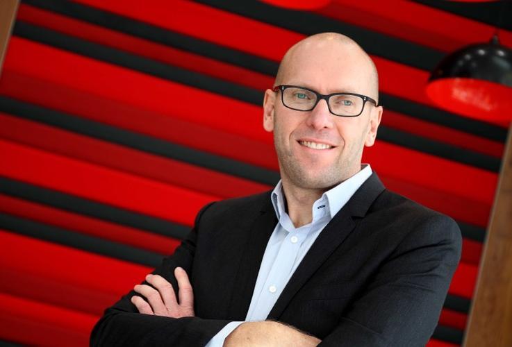 Mainpac's new managing director, Darren Covington