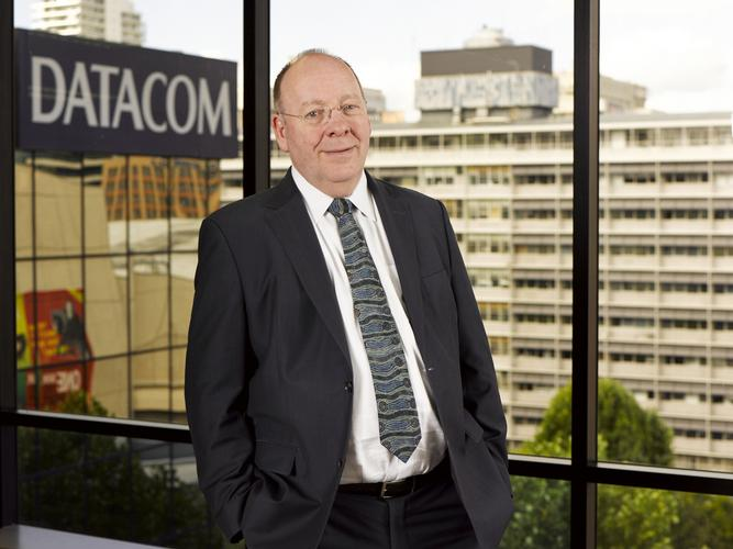 Datacom Group CEO, Jonathan Ladd