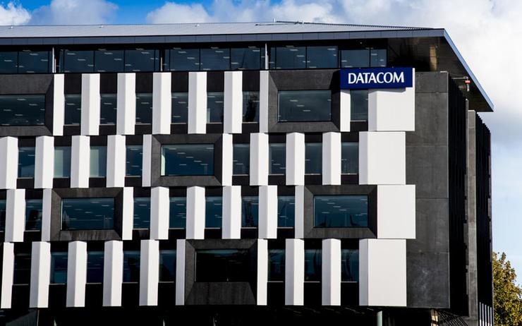 Datacom offices in Auckland