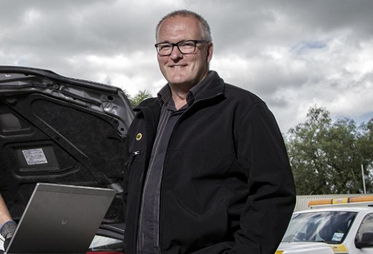 Dave Harris (Motor Trades Association)