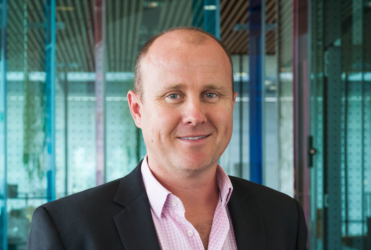 David Leach joined Qrious as CEO from Orion Health in November.