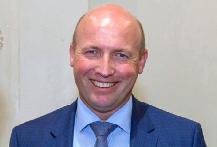 David Bennett, MP for Hamilton East.
