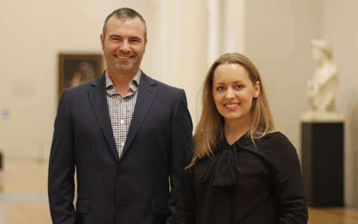 Justin Kearney - COO, Dexibit and Angie Judge - CEO, Dexibit