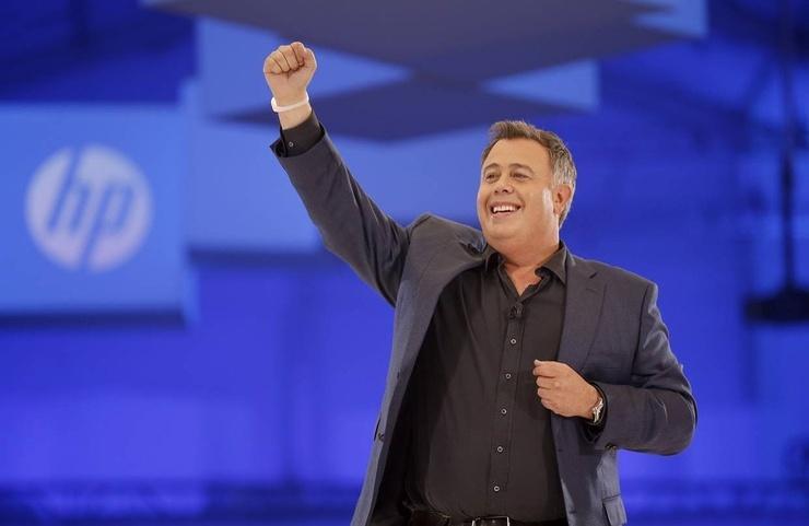 Dion Weisler - CEO, HP