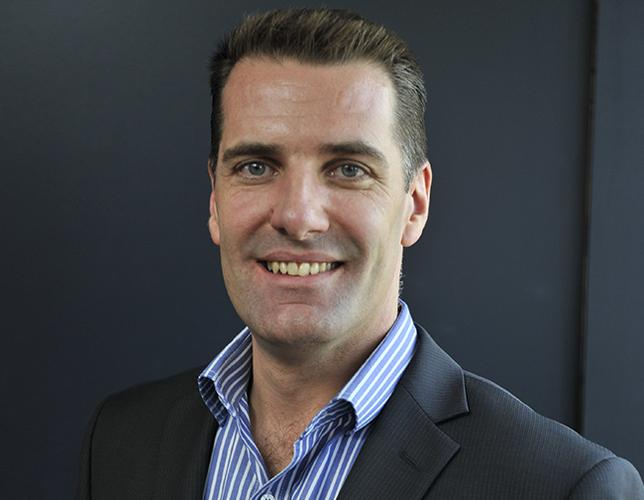 Exclusive Networks APAC managing director, Dominic Whitehand.