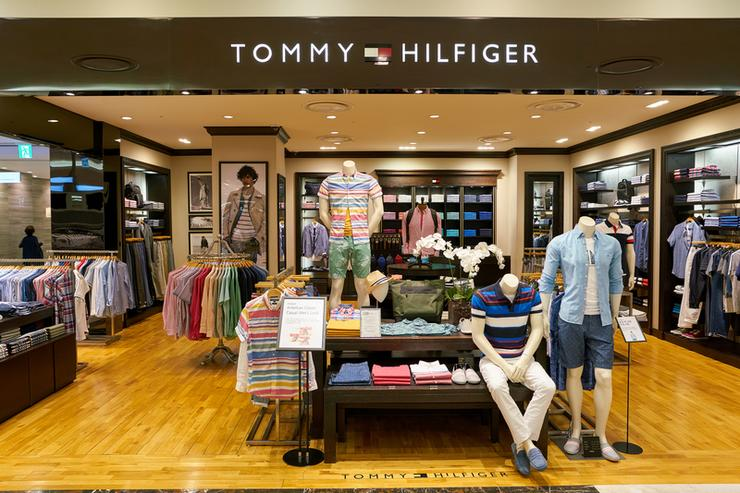 delicate colors many fashionable entire collection Tommy Hilfiger wants to become a software company - Reseller ...