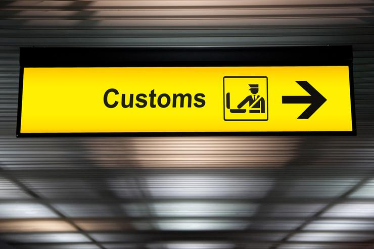 Customs officers have new powers to demand passwords and encryption keys