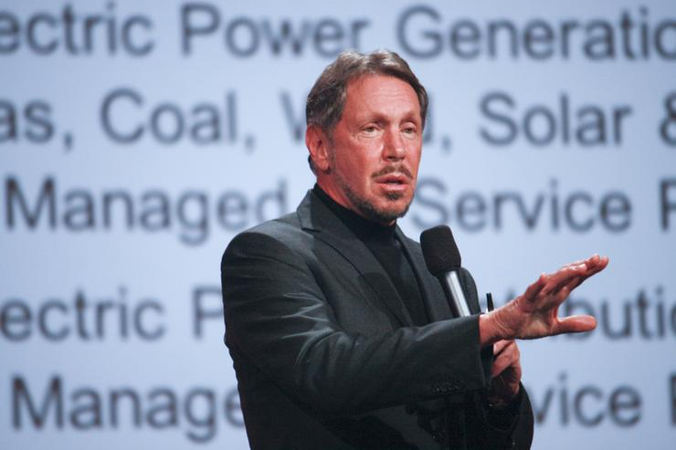 Larry Ellison - Chairman and CTO, Oracle