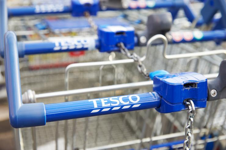 UK-based retail giant Tesco is working aggressively to attract big advertisers to their websites