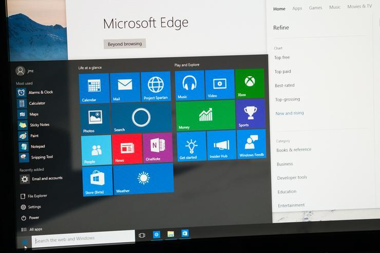 Microsoft abandons the Edge
