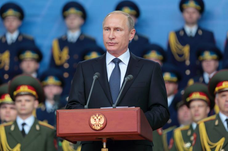 Vladimir Putin - President, Russia