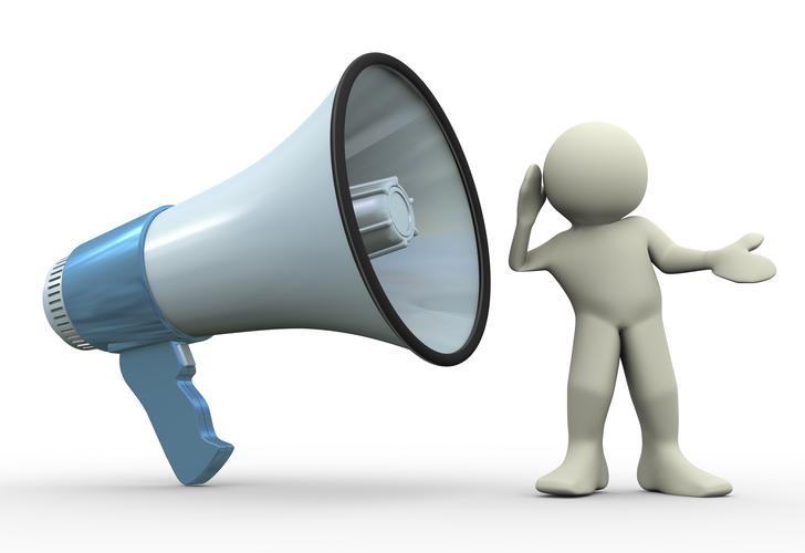 3d man listening  3d render of man listening to megaphone.  advertisement, advertising, announce, announcement, attention, blog, broadcast, broadcasting, bullhorn, business, businessman, call, cartoon, character, communication, concept, director, employee, event, horn, idea, illustration, information, listen, listening, loud, loudspeaker, manager, mega, megaphone, message, dreamstime  dreamstime_24201001