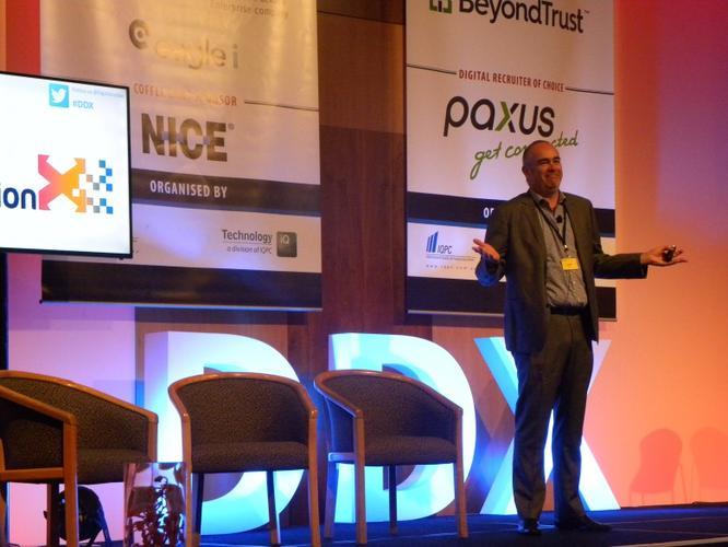 Oracle head of digital APAC, Paul Rickett