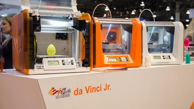 The Da Vinci Junior 1.0