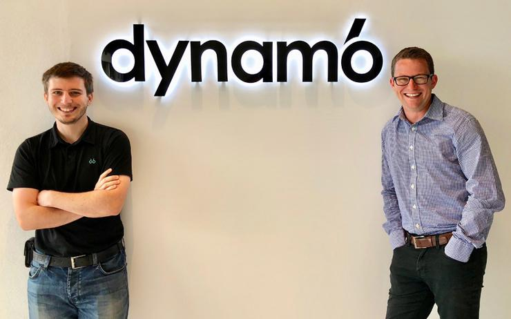 Dominik Feiler (Dynamo6) and Andrew Milne (Dynamo6)