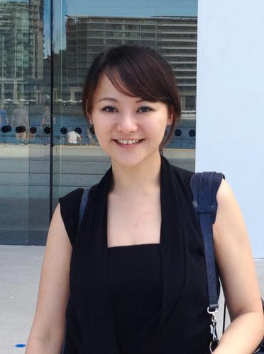 LevelOne regional manager, Elly Lin