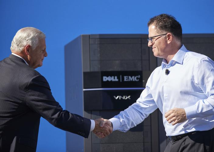 Joe Tucci - CEO, EMC and Michael Dell - CEO, Dell