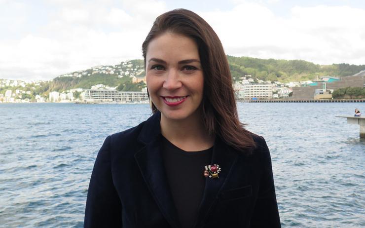 Eva Sherwood (NZTech)
