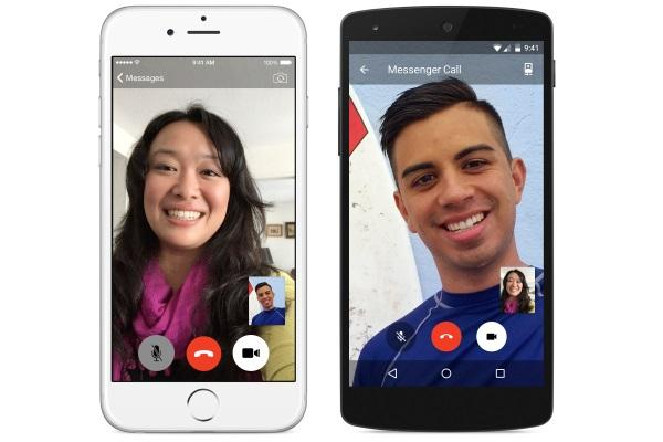 Facebook rolls out video calling feature in Messenger