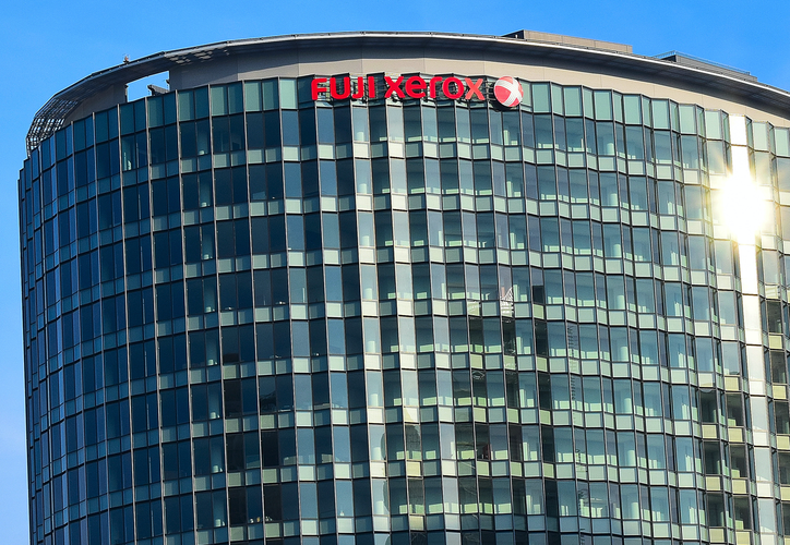 Roiled by scandal, Fuji Xerox suspends business with the New Zealand government.