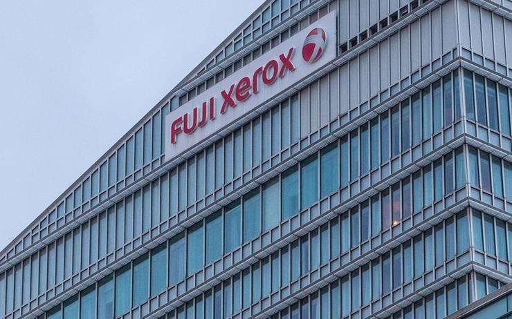 Fuji Xerox is out of the government's dog house after accounting scandal.
