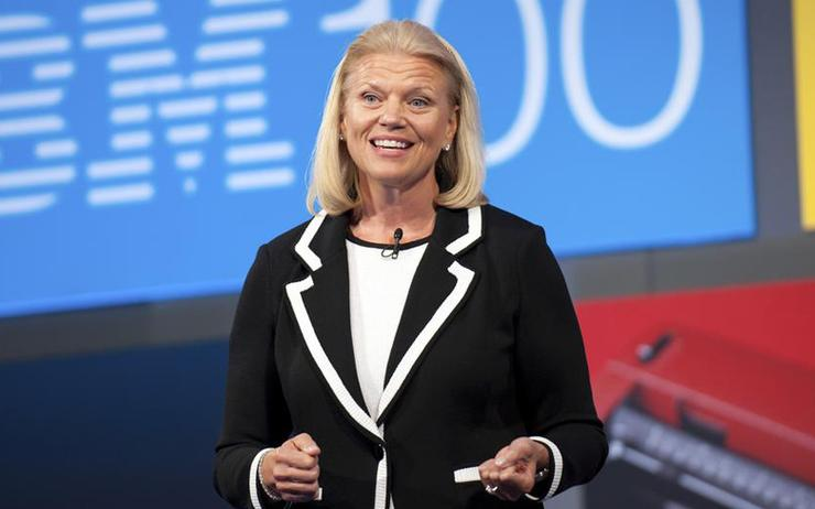 Ginni Rometty​ (IBM)