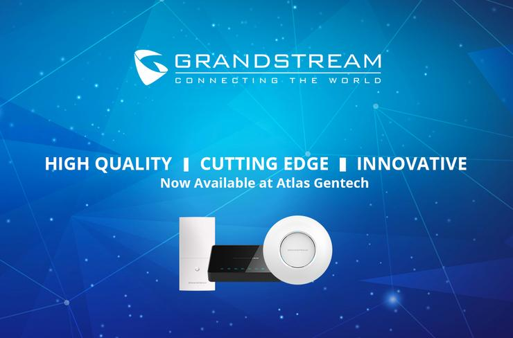 Atlas Gentech and Grandstream sign distribution partnership