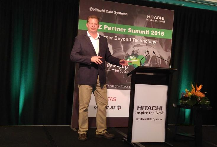 Hitachi Data Systems technology evangelist, Greg Knieriemen