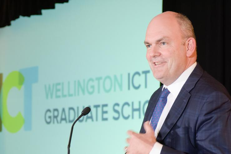 Science and Innovation Minister Steven Joyce
