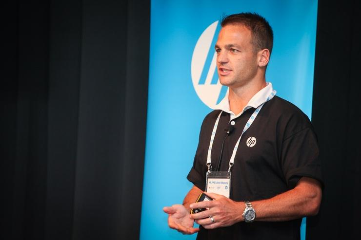 Oliver Hill - Channel Sales Manager, HP New Zealand