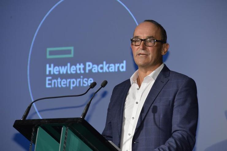 Keith Watson - Managing Director, Hewlett Packard Enterprise