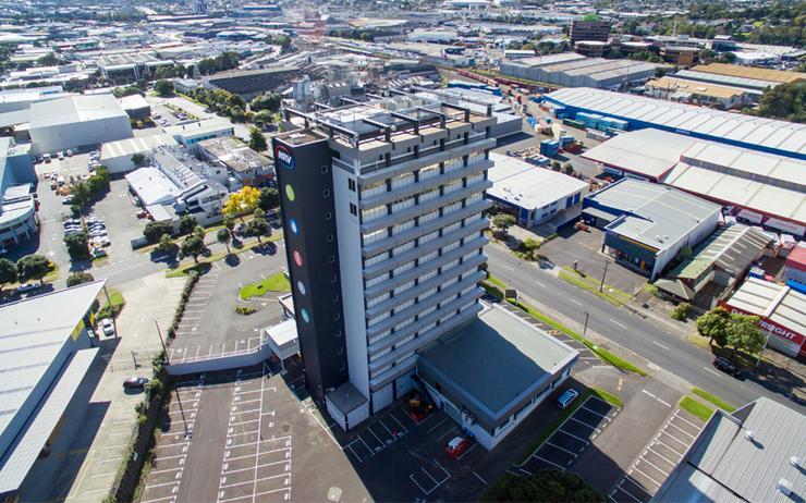 HRV headquarters in Auckland