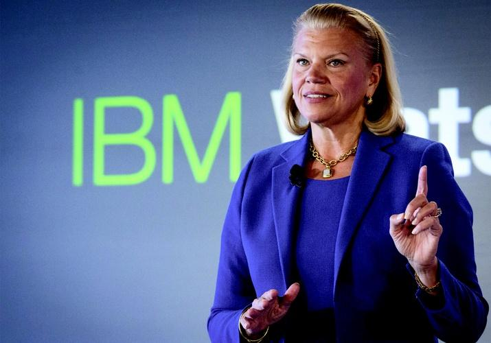 Ginni Rometty - IBM chairman, president and CEO
