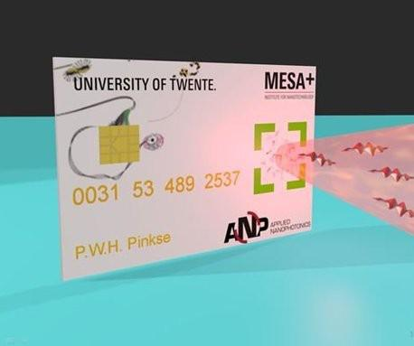 Dutch researchers have developed an approach to secure credit cards that exploits properties of quantum physics.
