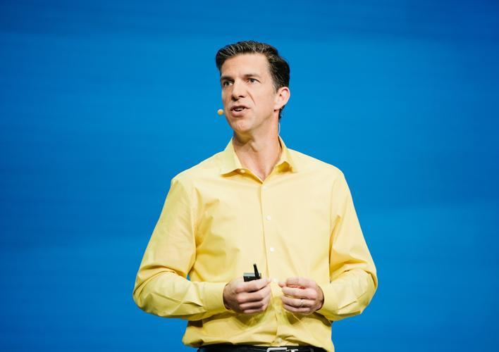 Rob Soderbery, Cisco senior vice president, enterprise products and solutions