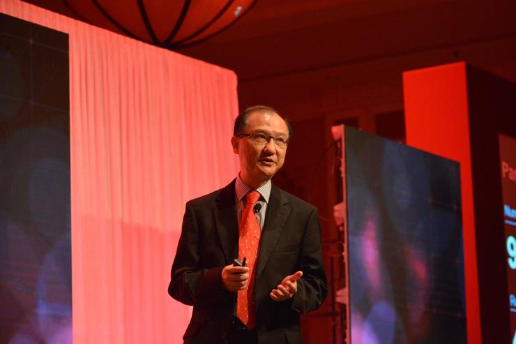 George Wong, APJ channel leader, Veritas