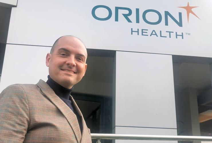 Andrew Bowater (Orion Health)