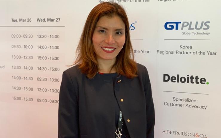 Valerie Lai (Oracle)