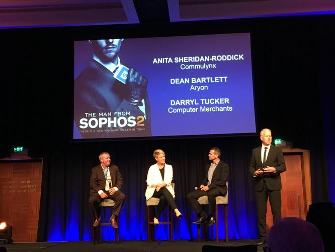 The Man from Sophos 2 - Partner Panel