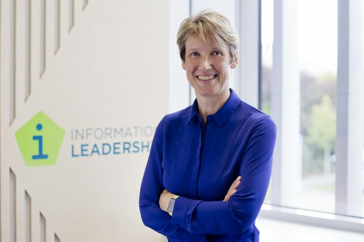 Sarah Heal (Information Leadership)