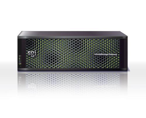 Silicon Graphics International's InfiniteStorage Gateway